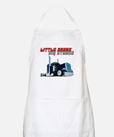 Little Shack Big Stacks BBQ Apron