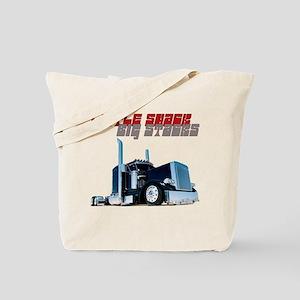 Little Shack Big Stacks Tote Bag