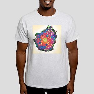 Naegleria fowleri protozoan, TEM Light T-Shirt