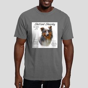 Shetland Sheepdog Mens Comfort Colors Shirt