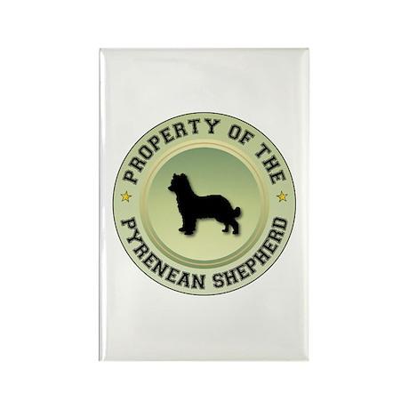 Shepherd Property Rectangle Magnet