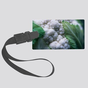 Cauliflower Large Luggage Tag