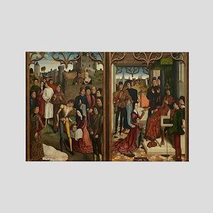 Justice of Emperor Otto III- Beheading of the Inno
