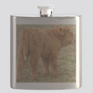 Little White Tail Flask