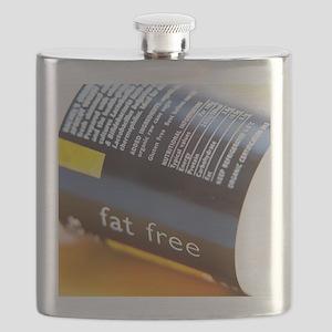 Nutritional information Flask