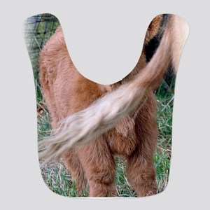 Can You hide behind your mama's tail? Bib