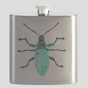 Nettle weevil Flask