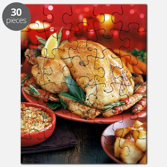 Christmas dinner Puzzle