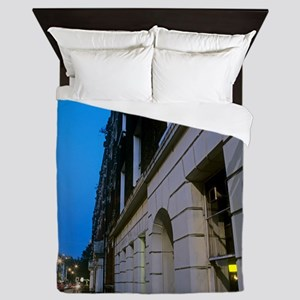 Old and new methods of communication Queen Duvet