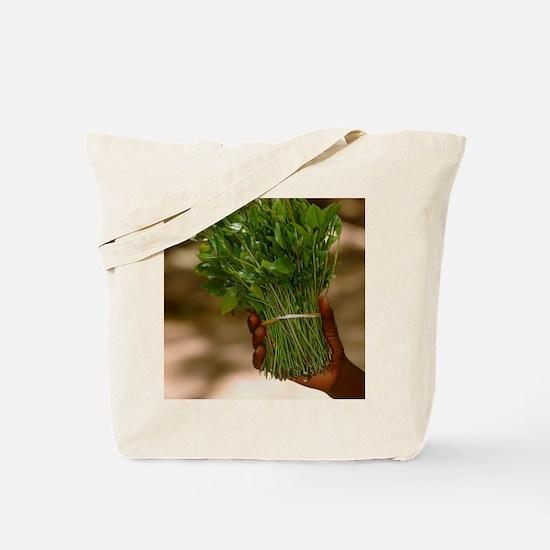 Chat (Catha edulis) Tote Bag