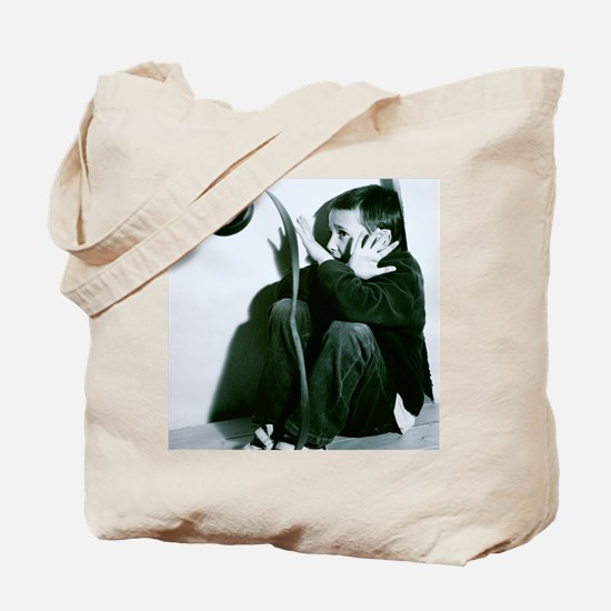 Child abuse Tote Bag