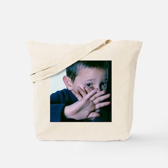 Child abuse Tote Bag