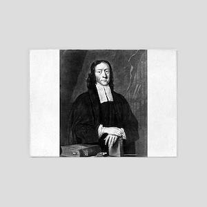 John Wesley M.H. - John Faber - c1745 5'x7'Area Ru