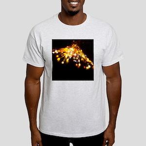 Optical fibres Light T-Shirt