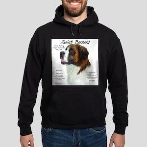 Saint Bernard (Rough) Hoodie (dark)