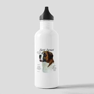 Saint Bernard (Rough) Stainless Water Bottle 1.0L
