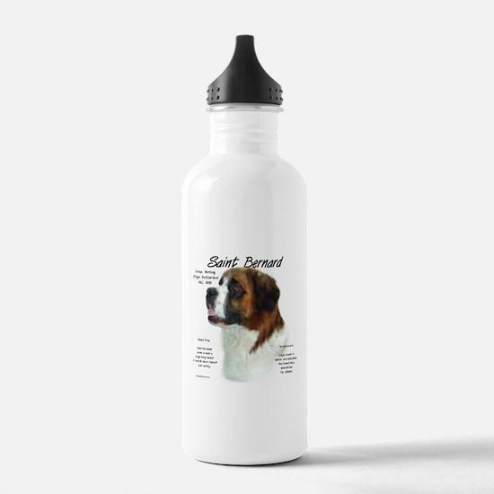 Saint Bernard (Rough) Water Bottle