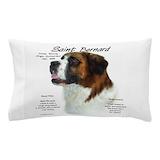 Saint bernard Pillow Cases