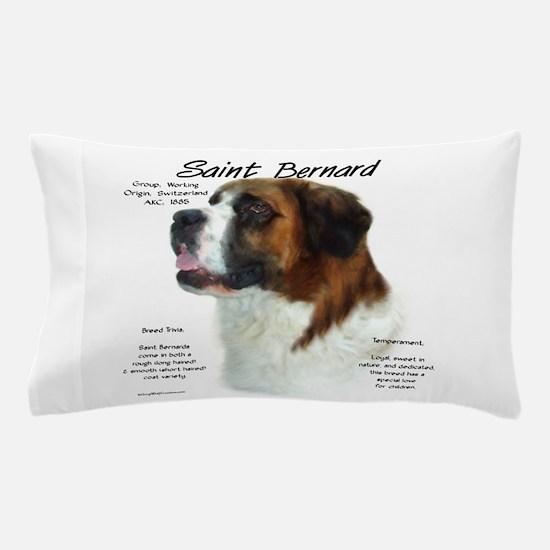 Saint Bernard (Rough) Pillow Case