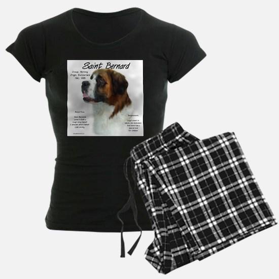 Saint Bernard (Rough) Pajamas
