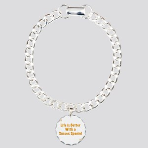 Life is better with a Su Charm Bracelet, One Charm