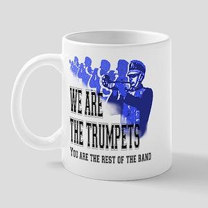 We Are Trumpets Mug