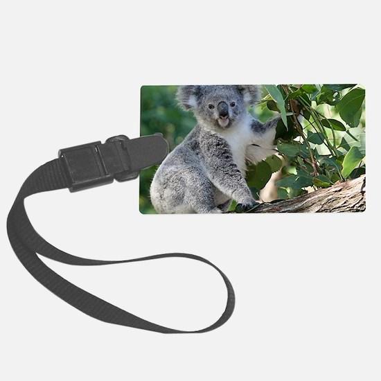Cute koala  Luggage Tag