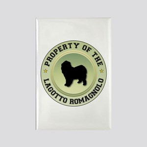 Lagotto Property Rectangle Magnet