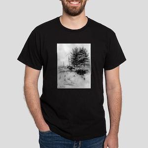 Jersey Flats - Blanche Dillaye - c1900 T-Shirt