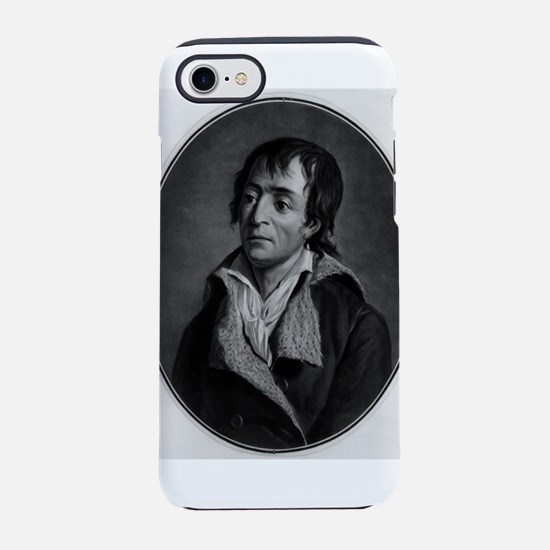 Jean Paul Marat - Pierre-Michel Alix - 1793 iPhone