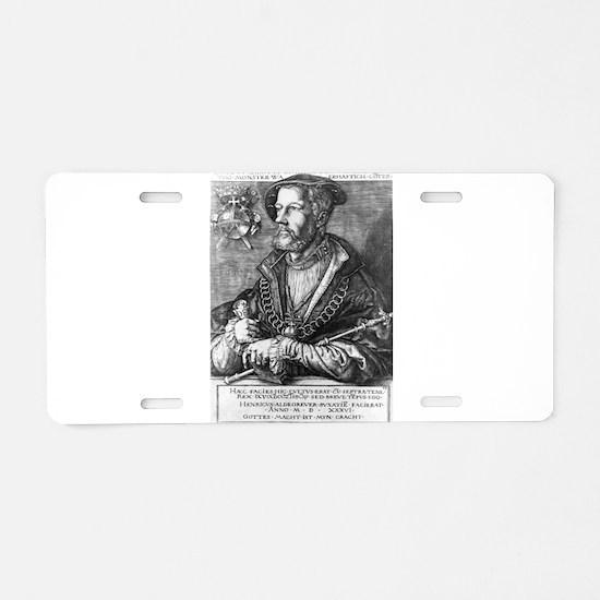 Jan van Leyden - Heinrich Aldegrever - 1536 Alumin