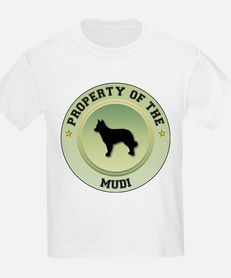 Mudi Property Kids T-Shirt