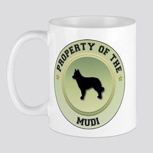 Mudi Property Mug