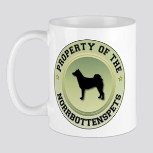 Norrbottenspets Property Mug
