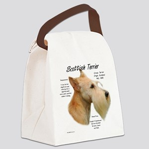 Scottie (Wheaten) Canvas Lunch Bag