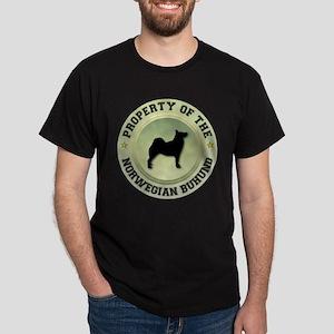 Buhund Property Dark T-Shirt