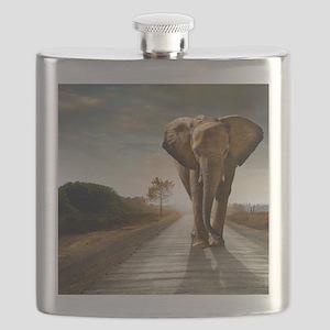 Big Elephant Flask