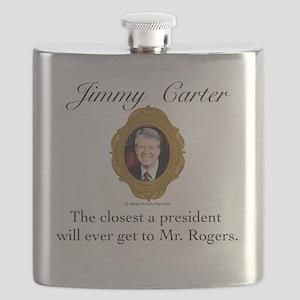 Jimmy Carter Flask