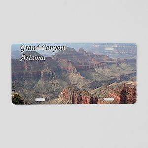 Grand Canyon, Arizona 2 (wi Aluminum License Plate