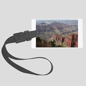 Grand Canyon, Arizona 2 (with ca Large Luggage Tag