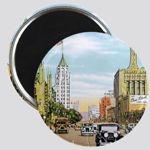 Vintage Hollywood Magnet