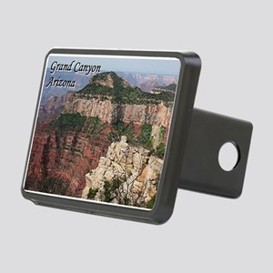 Grand Canyon, Arizona (wit Rectangular Hitch Cover