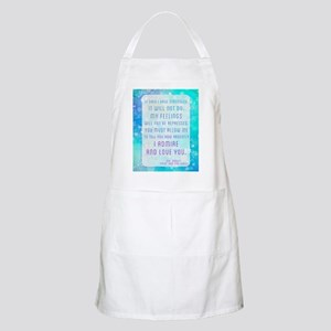 Darcy Quote Apron