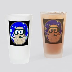 Baby Portal Drinking Glass