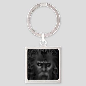 the gatekeeper Square Keychain