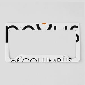 Nexus Academy of Columbus_Tra License Plate Holder