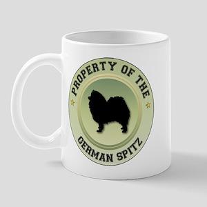 Spitz Property Mug