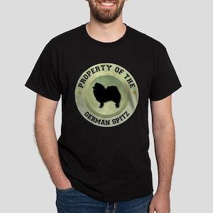 Spitz Property Dark T-Shirt