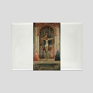 Holy Trinity - Masaccio Magnets