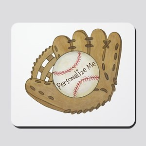 Custom Baseball Mousepad